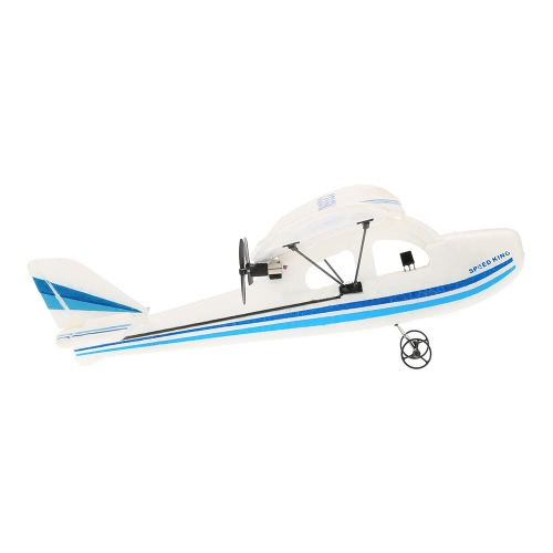 Volantex RC TW-781 Cessna Control Remoto Infrarrojo 2CH RC Avión 200mm Envergadura Mini EPP Interior Drone Aviones RTF