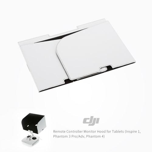 Original DJI Inspire 1-P3 Part 57 Remote Controller Monitor Hood (for Tablets) for Inspire 1 Phantom 3 Pro/Adv Phantom 4/Pro FPV Quadcopter
