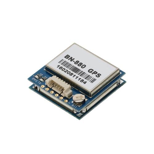 Ublox NEO-M8N BN-880 Doppio modulo GPS Supporto esterno attivo GPS Antenna GLONASS per controller APM PIX4 di volo