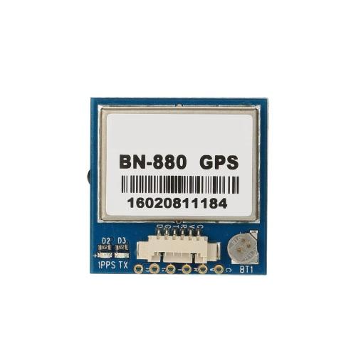 Ublox NEO-M8N BN-880 Dual GPS Module External Active GPS Antenna