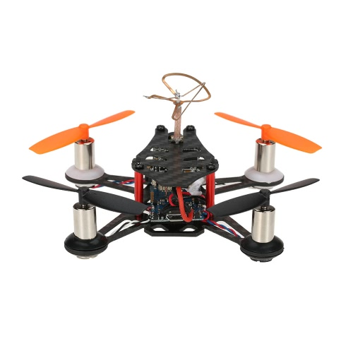 Оригинальный JJRC JJPRO-T1 95 мм Micro Indoor FPV Racing Quadcopter BNF с камерой 800tvl на базе Naza 32 Flight Controller
