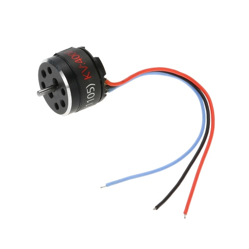 QX Motor QA1405 1105 4000KV Brushless Motor for 130 H150 QAV180 RC Quadcopter Airplane Weighing Less Than 150g, TOMTOP  - buy with discount