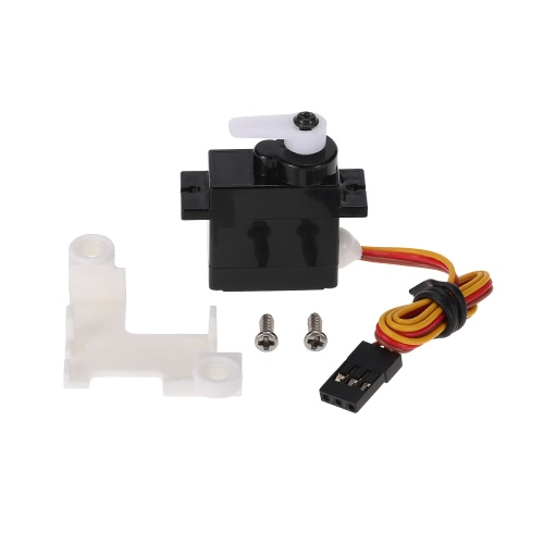 FT009-14 Modulo Servo con Parti di Ricambio Fixed Cover per Feilun FT007 FT009 RC Boat