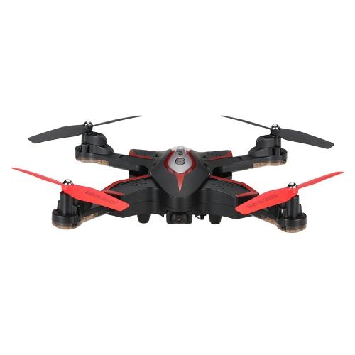 Original Syma X56W Wifi FPV G-sensor Drone plegable 2.4G 4CH Gyro de 6 ejes RC Quadcopter RTF con Altitude Hold Modo sin cabeza Modo controlado por pista