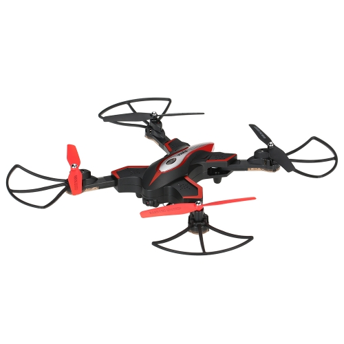 Original Syma X56W Wifi FPV G-sensor Foldable Drone 2.4G 4CH 6-axis Gyro RC Quadcopter RTF with Altitude Hold Headless Mode Track-controlled Mode