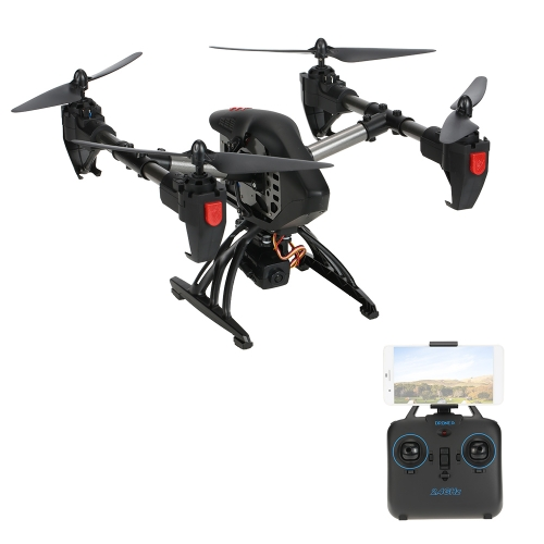 JDTOYS JD-11 Wifi FPV 2.4G 4CH 6-eixo RC Drone com 2.0MP Camera Headless Mode Altitude Hold RC Quadcopter