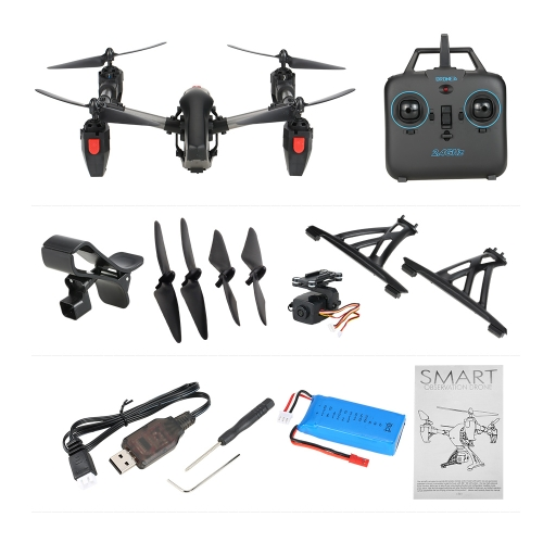 JDTOYS JD-11 Wifi FPV RC Quadcopter от Tomtop.com INT