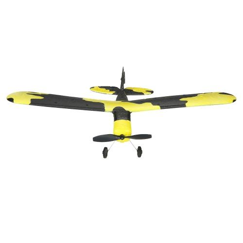 TECHBOY TB-366 2.4G 2CH Remote Control RC Airplane 345mm Wingspan EPP Mini Fox Glider Drone