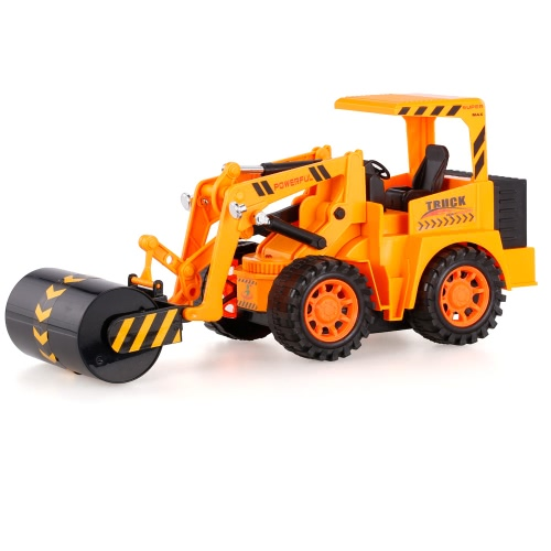 567TOYS 567-11 1/18 5CH RC Road Roller Engineering camion RC Car