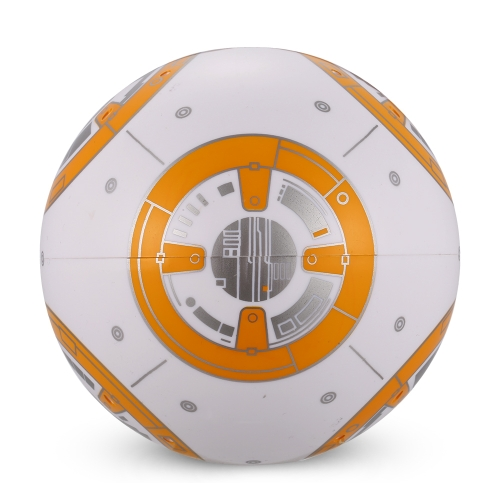 BB-8 2.4GHz RC Robot Ball Remote Control Planet Boy with Sound Toy Kids Gift Image