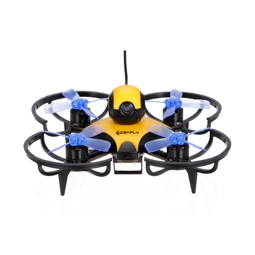 IDEAFLY F90 Pro 90mm 5.8G 40CH 600TVL étanche FPV Racing Drone 1104 Brushless Motor F3 Contrôleur de vol Frsky Receiver BNF