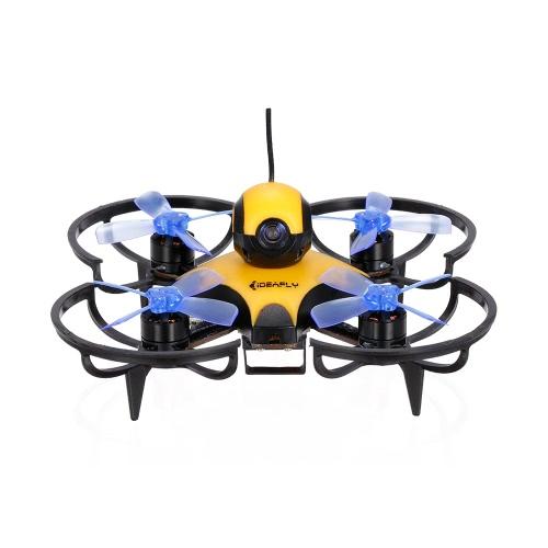 IDEAFLY F90 Pro 90mm 5.8G 40CH 600TVL Impermeável FPV Racing Drone 1104 Brushless Motor F3 Controle de vôo Frsky Receiver BNF