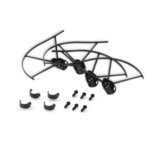 4pcs Propeller Guard Ring Prop Protector Bumper for GoolRC T37 JJR/C H37 RC Drone Quadcopter