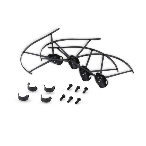 4pcs protettore azionamento dell'elica della protezione dell'elica per il GoolRC T37 JJR / C H37 RC Drone Quadcopter