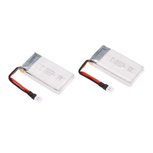 2pcs 3.7V 850mAh LiPo Battery  for GoolRC T32 FPV Quadcopter