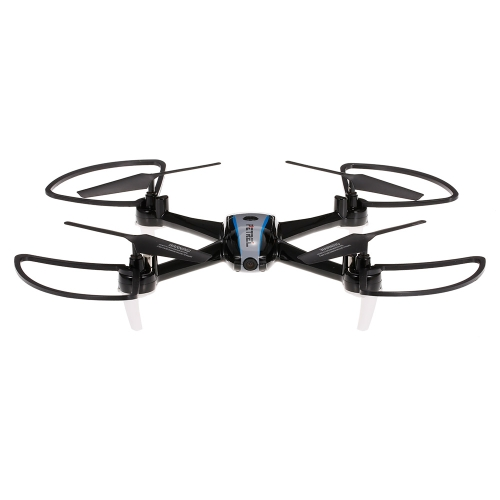 Helicute H820HW 6-Axis Gyro WIFI FPV 720P Camera Quadcopter G-sensor RC Selfie Drone Height Hold One-key Return