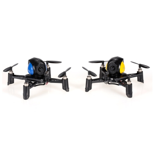 Fayee FY605 Sky Fighter Drone 2.4G 4CH 6-Axis Gyro Height Hold DIY Racing Battle Quadcopter Jogo Toy Gift para crianças