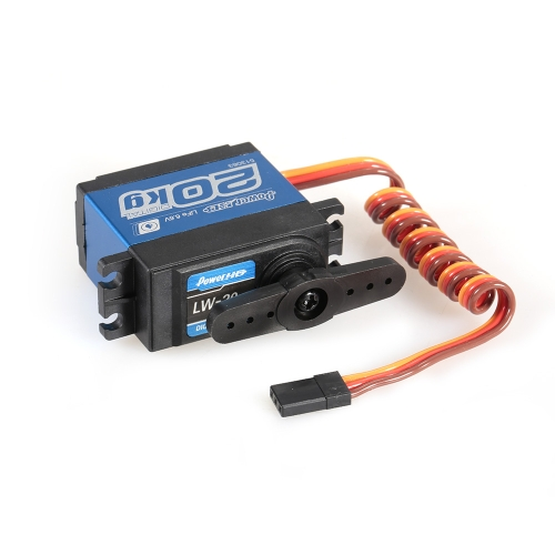 Power HD LW-20MG 20Kg Waterproof High Torque Digital Servo with Metal Gear for RC 1/10 1/8 Off-road Car Buggy Truck