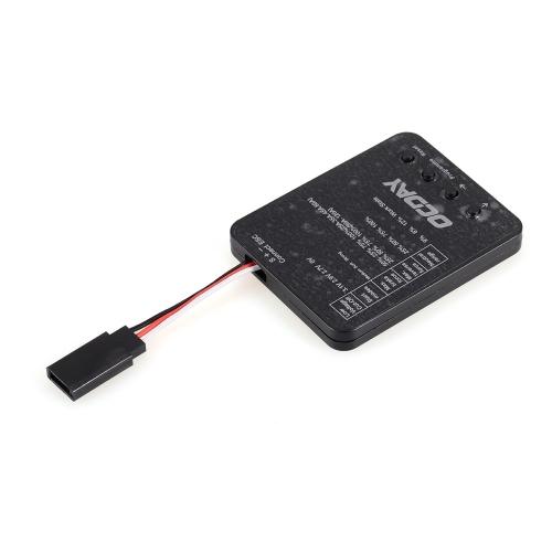 OCDAY RCカーブラシレスESC電子スピードコントローラのプログラミングプログラムカード
