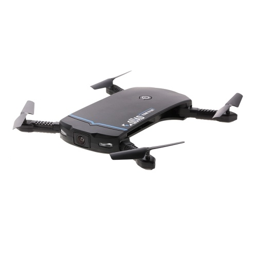 RC102 2.0MP Wide Angle HD Camera Wifi FPV Folding Drone RC Quadcopter