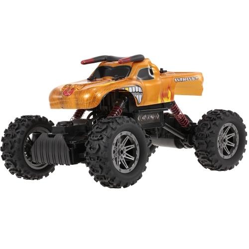 YONGXIANG TOYS 8897-189E 1/12 2.4G 4WD DIY Tire All Terrain High Speed RC Rock Crawler Image