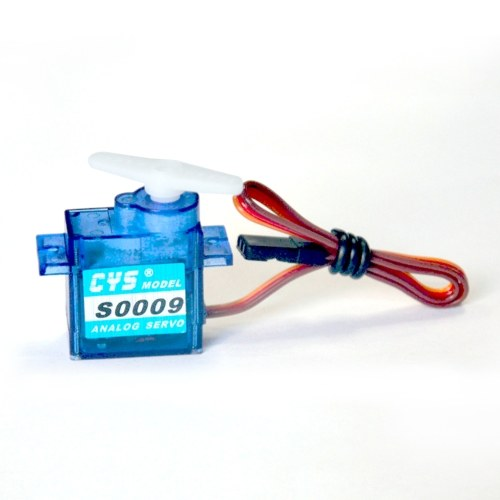 CYS-S0009 Tiny Analog Steering Servo for RC Car Buggy Truck Boat Airplane Helicopter RC Toys