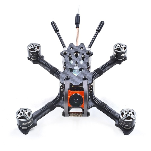 GEPRC GEP-PX2.5 Phoenix 600TVL Camera 125mm FPV RC Racing Drone Quadcopter w / Frsky Odbiornik BNF