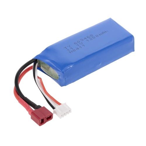 Batería 11.1V 1200mAh Lipo