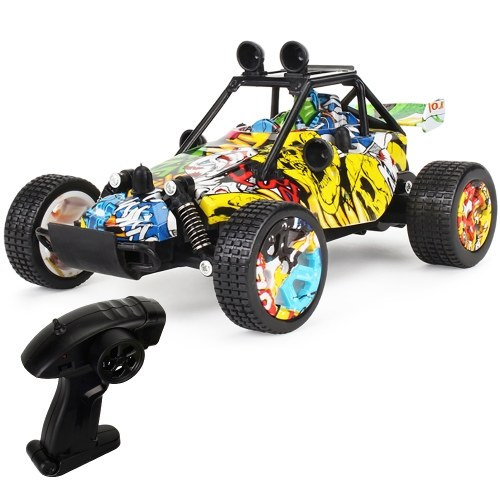 KYAMRC 1880 2.4G 1:20 Graffiti RC Buggy Racing Car Off-road Car Truck Gift