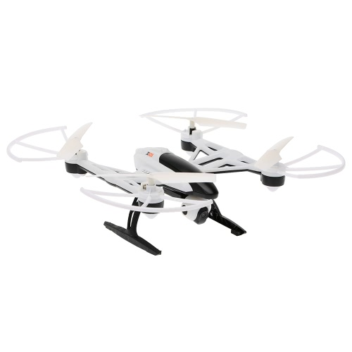 JXD 509V 2.4G 4CH 6-Axis Gyro RC Quadcopter avec 0.3MP Caméra 360 degrés Flaps CF Mode One Key Return