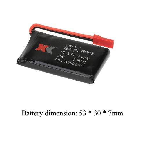 Original XK X250-001 3.7V 780mAh ...