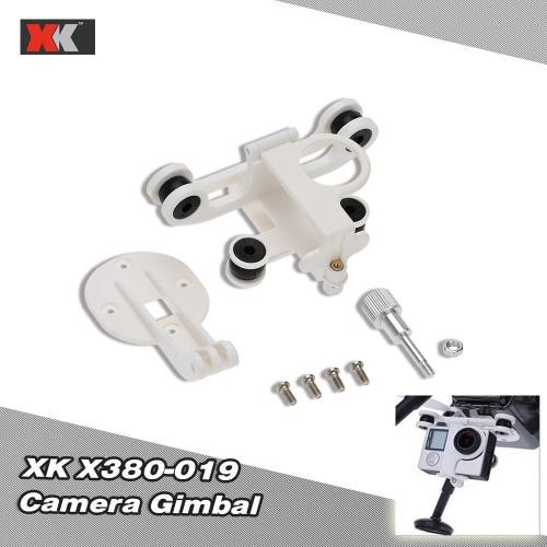 Original XK X380 RC Part XK X380-019 Gimbal for GOPRO Camera