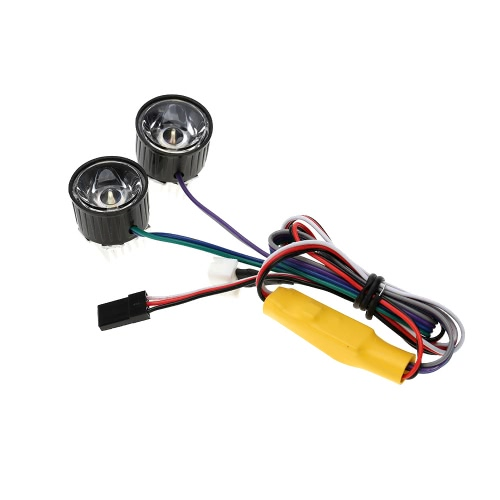 G.T.POWER High Power Headlight System for RC Aircraft Car Boat