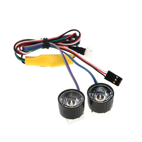 GTPOWER High Power Headlight System pour RC Aircraft Car Boat