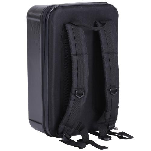 Guscio duro ABS nero zaino borsa custodia Hubsan X4 H501S Quadcopter