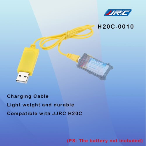 Original JJRC H20C-0010 Charging Cable for H20C RC Quadcopter