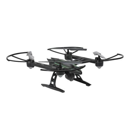 Original JXD 510W 2.4G 4CH 6-Achsen Gyro Wifi FPV 0.3MP Kamera RTF RC Quadcopter mit Ein-Tasten Rückgabe CF-Modus 3D-Flip High Hold Mode Funktion