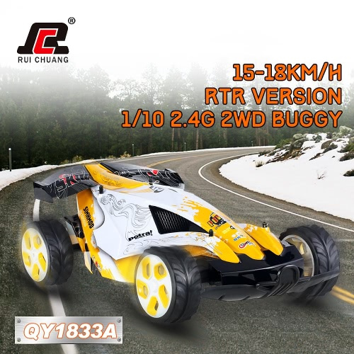RUICHUANG QY1833A 1/10 2.4G 2WD Electric Buggy RTR RC Car