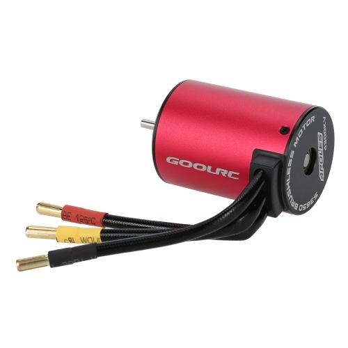 GoolRC S3650 4300KV Sensorless Brushless Motor for 1/10 RC Car