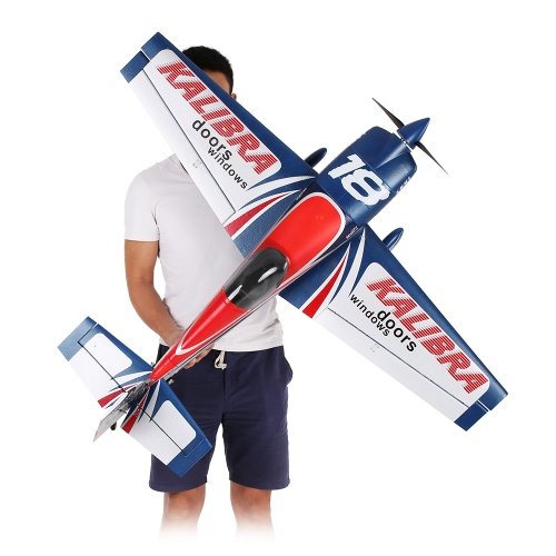 ESCモータサーボとオリジナルGoolRC A-602 Extra330SC 1400ミリメートル全幅3DエアロバティックPNP RC飛行機固定翼