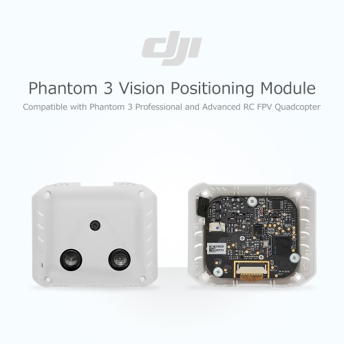 Originale DJI Phantom 3 Vision Unità di posizionamento Part 36 per DJI Phantom 3 Professional e Advanced RC FPV Quadcopter