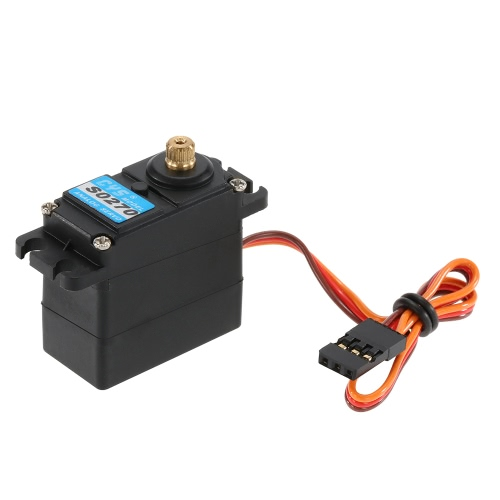 CYS-S0270 27g Analog Metal Gear Analog Standard Servo for RC Drone Boat and 1:12 RC Car