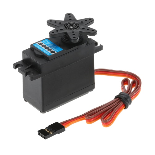CYS S0060 6kg Metal Gear Analog Standard Servo para 1/10 Axial SCX10 Redcat RC Racing Car