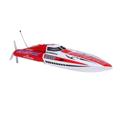 NO.E26 Thunder 70km/h Racing RC Boat with Servo ESC Motor