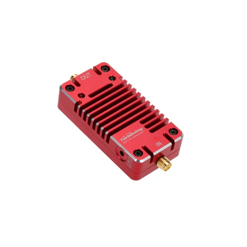 Turbowing Original RY-2,4 2.4G Radio Signal Amplifier Booster RC FPV Drone 2.4G Receptor e Transmissor