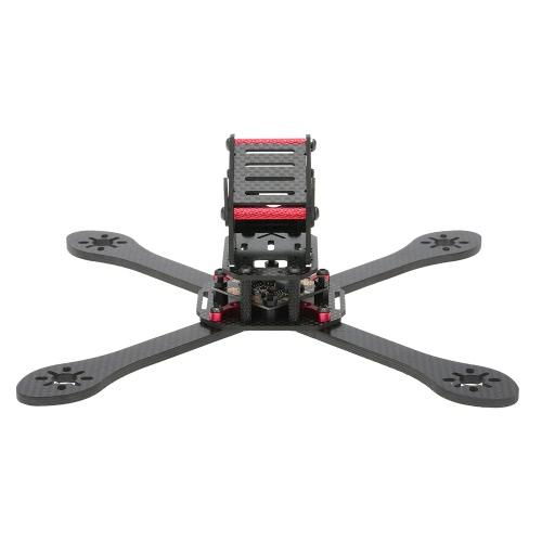 Original GEPRC GEP-ZX6 225 milímetros distância entre eixos FPV Quadcopter Fibra de carbono com kit PDB para 225mm Racing Drone