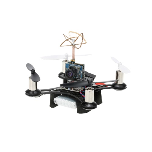 CTW-Mini90 Tiny FPV Indoor 90mm Micro Racing Drone with 1 Extra Battery F3 EVO Brushed Flight Controller ARF