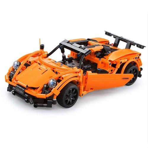 DOUBLE E C51051W 421PCS Building Blocks Toy Bricks