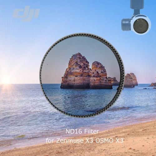 Original DJI Inspire 1 Part 60 ND16 Filter for Inspire 1 V2.0 Zenmuse X3 OSMO X3 RC Quadcopter