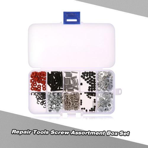 Naprawy Narzędzia Wkręt Asortyment Box Set dla Traxxas HSP RedCat RC4WD Tamiya Axial SCX10 D90 HPI RC Car